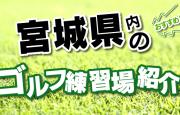 仙台市のゴルフ練習場を紹介する打ちっぱなしナビ。打席数・距離・公式サイト・施設概要等の基本情報を掲載し、住所はGoogleMapに連動しているので、外出先からでも簡単にアクセス可能です。